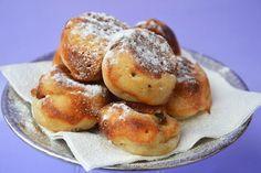 Oliebollen uit de cupcakemaker - Carola Bakt Zoethoudertjes