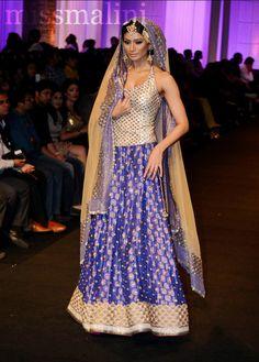 Design:Kotwara label by Meera and Muzaffar Ali