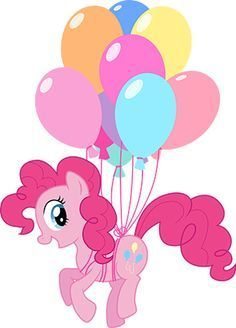Cumpleaos My Little Pony