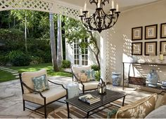 22 Awesome Outdoor Patio Furniture Options and Ideas | Lanai ...