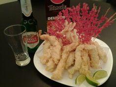 tempura misto delicioso.
