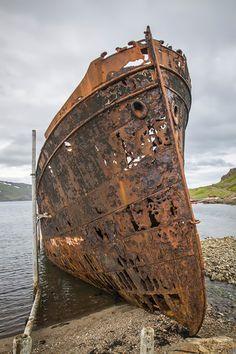 Ship Djúpavík