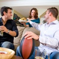 3 Tips for Hosting Your First Game Day Gathering| Owning the Fence by ERA Real Estate (http://www.owningthefence.com/3-tips-for-hosting-your-first-game-day-gathering/#.VhvS3flViko)