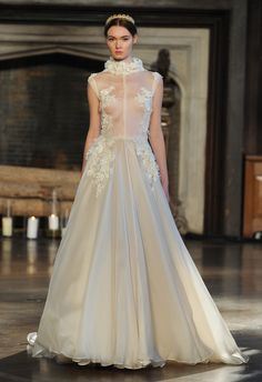 Inbal Dror Romantic&Super Wedding Dresses for Fall 2015