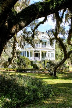 William Seabrook House - Edisto Island, SC