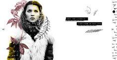 INTO THE MYSTIC LOOKBOOK - Kellyn Walker // Graphic Designer