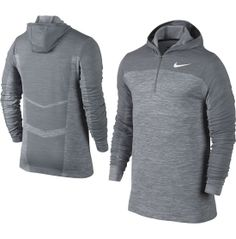 mens grey nike hoodie