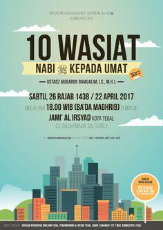 10 Wasiat Nabi Shallallahu 'alaihi wa Sallam kepada Ummat