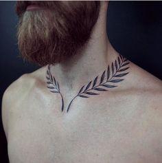 Wolf Gang Tattoo at Sang Bleu