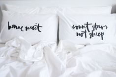 jasmine dowling illustrated pillowcase
