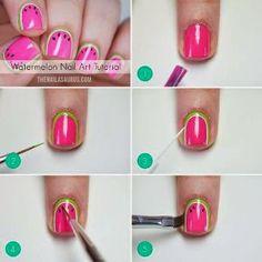 Os dejo unos cuantos tutoríales de muy distintos estilos de uñas , para que podáis elegir cual es más de vuestro estilo o ir combinándolos...