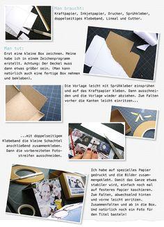 Ynas Design Blog: DIY Fotobox | Ein Geburtstagsgeschenk