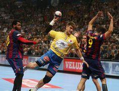 Handball Champions League: Rhein-Neckar Löwen bezwangen KS Vive Tauron Kielce. Handball EHF Champions League: Am zehnten von vierzehn Spieltagen  ...