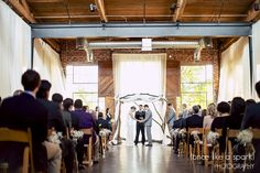 Telleen   Greg's Stunning and Personal Wedding at the Foundry at Puritan Mill in Atlanta
