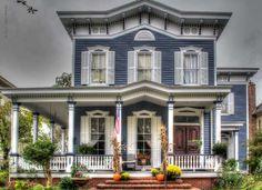 Victorian House Wilmington, NC