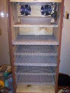home made incubator | ha has anybody built one of these i jsut bought the plans and was ...
