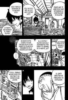 Zeref investiga acerca Eclipse para resucitar a su hermano muerto y luego es expulsado por eso - Fairy Tail Manga 436