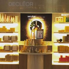 Enter the world of Decleor @lifehousespa #aromatherapy skincare