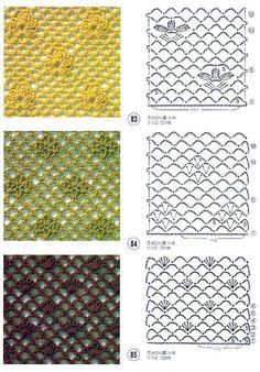 How to Crochet a Little Black Crochet Dress - Crochet Ideas - Helena Tichá - How to Crochet a Little Black Crochet Dress - Crochet Ideas 29 Magníficos Puntos Calados en Crochet Learn starting at Crochet Lace Edging, Crochet Motifs, Crochet Dishcloths, Crochet Diagram, Crochet Stitches Patterns, Filet Crochet, Irish Crochet, Knitting Patterns, Black Crochet Dress