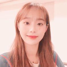 Chuu Loona, Twitter Icon, Aesthetic Themes, Image Editing, K Idols, Korean Girl, Red Velvet, Kpop, Celebrities