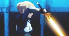 fate/zero gif - Saber GIFs on Giphy giphy.com500 × 260Search by image Fate Zero Saber animated GIF