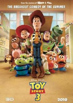 Toy Story 3 Movie Poster Puzzle Fun-Size 120 pcs