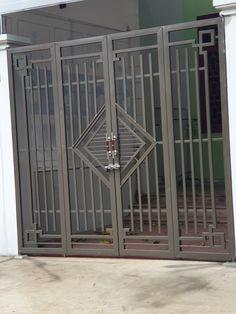 Home Grill Design, Home Gate Design, Balcony Grill Design, Steel Gate Design, Front Gate Design, Main Gate Design, Window Grill Design, Door Design, Decorative Metal Screen