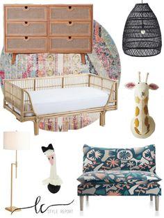 toddler girl bedroom inspiration.
