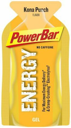 Powerbar Powergel, Kona Punch, 1.44 oz. packets (Pack of 24) by PowerBar. $25.37. This product is a line extension of other power bar gels that we executed A+ detailing on. Please use the descriptions and add this flavor to the dropdown box of flavor choices. There is great detail, uniformly written for all products per a+ detailing