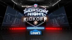 CBS Thursday Night Football Reel