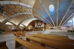 San Giovanni Rotondo (FG) - Padre Pio by tony-mezzosub, via Flickr Southern Province, Renzo Piano, Sicily, Rome, Catholic, Faith, San, Studio, Building