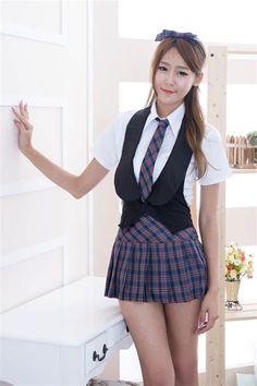 New Japanese School Girl Sailor Uniform Cosplay Costume . Cute Little Girl Dresses, Girls In Mini Skirts, Cute Girl Outfits, Sexy School Girl Costume, School Girl Dress, School Uniform Outfits, School Girl Uniforms, Japanese School Uniform Girl, Hot Japanese Girls