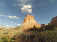 El parque nacional Arches , en el estado de Utah, es uno de esos lugares de la naturaleza que te dejan sin palabras. Sus formaciones rocosa...