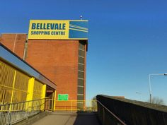 Belle vale Shopping Centre Liverpool UK