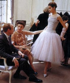 theladyintweed:  1950s Christian Dior