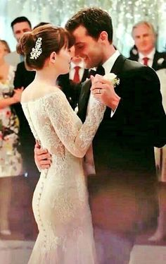Fifty Shades Freed Wedding. Only 46 days left!