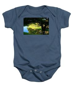 Baby Onesie - Reflections In The Morning