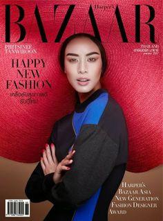 Harper's Bazaar Thailand January 2014