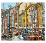 Nyhavn- New Habour Denmark