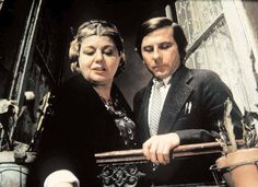 THE TENANT (1976), with co-star and director Roman Polanski.