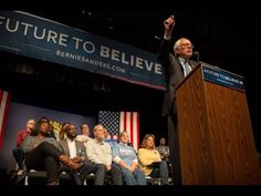 Bernie Sanders Campaign Rally in Greenville, South Carolina 2/21/2016