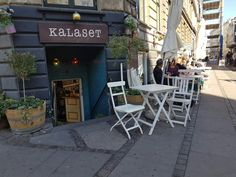 Cafe Kalaset, København