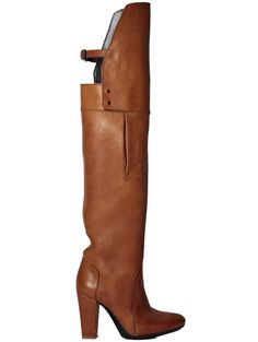3.1 phillip lim ora leather over-the-knee boots