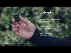 Instamic: Das GoPro der Mikrofone? - http://www.delamar.de/musik-equipment/instamic-29151/?utm_source=Pinterest&utm_medium=post-id%2B29151&utm_campaign=autopost