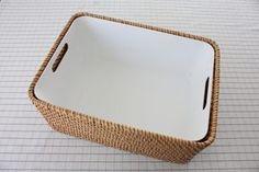 自然素材であたたかみがあることから人気の「ラタンバスケット」。 無印良品のラタンバスケットシリーズはしっかりとした…