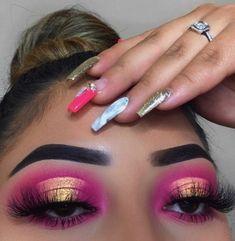 Mink Eyelashes False Eyelashes With Private Label Wholesale Hand Made Long Mink Lashes Make Up Vendor Girlglee Loading. Mink Eyelashes False Eyelashes With Private Label Wholesale Hand Made Long Mink Lashes Make Up Vendor Girlglee Eye Makeup Glitter, Glam Makeup, Makeup Inspo, Eyeshadow Makeup, Makeup Inspiration, Makeup Ideas, Eyeshadows, Pink Eyeshadow, Makeup Geek