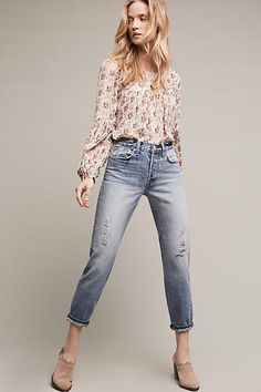 Levi's Wedgie Icon Jeans - anthropologie.com