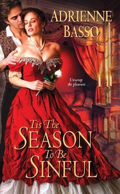 Adrienne Basso - Tis The Season To Be Sinful / #awordfromjojo #Historicalromance