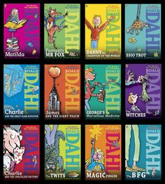 roald dahl book covers - Google Search | Book Covers | Pinterest ...