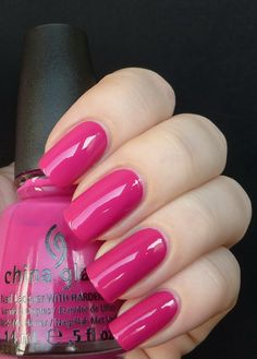 China Glaze - Make an Entrance. Pic from www.all-you-desire.com